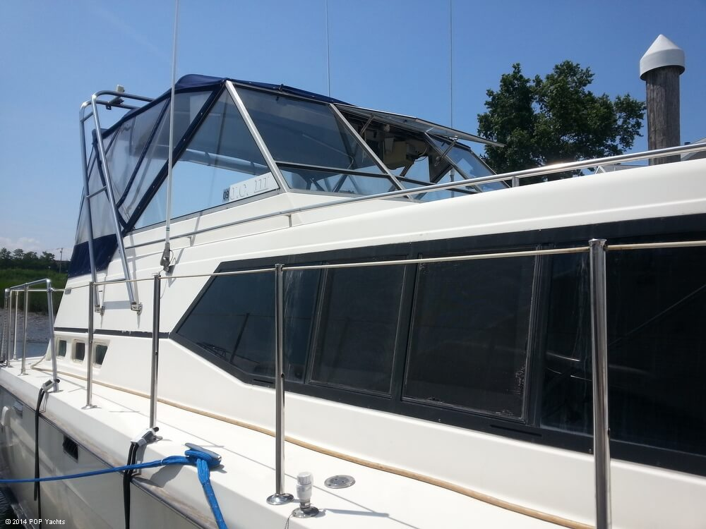 1978 Trojan boat for sale, model of the boat is 36 & Image # 8 of 40