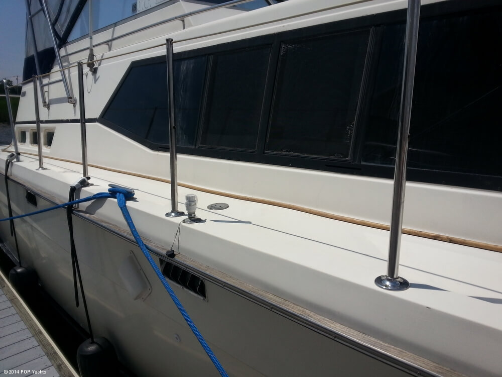 1978 Trojan boat for sale, model of the boat is 36 & Image # 9 of 40