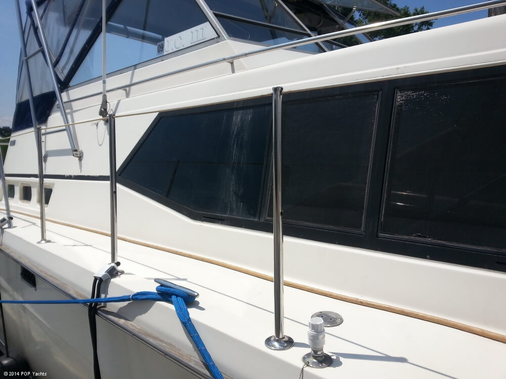 1978 Trojan boat for sale, model of the boat is 36 & Image # 14 of 40