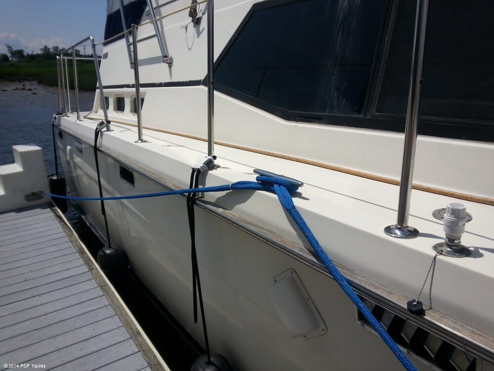 1978 Trojan boat for sale, model of the boat is 36 & Image # 18 of 40