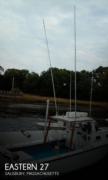 Used Eastern Boats For Sale by owner | 1991 Eastern 27