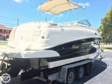 Rinker Fiesta Vee 250, 27', for sale - $28,900