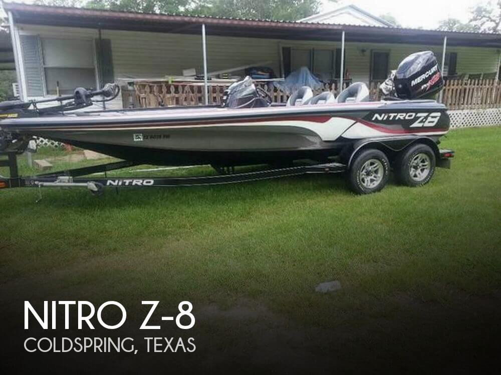 Used NITRO Boats For Sale by owner | 2013 Nitro 20