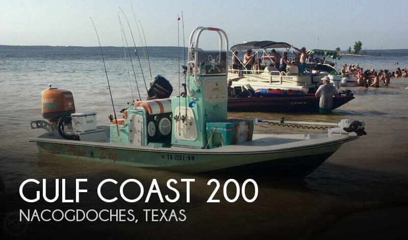 Used Gulf Coast Boats For Sale by owner | 1997 Gulf Coast 19