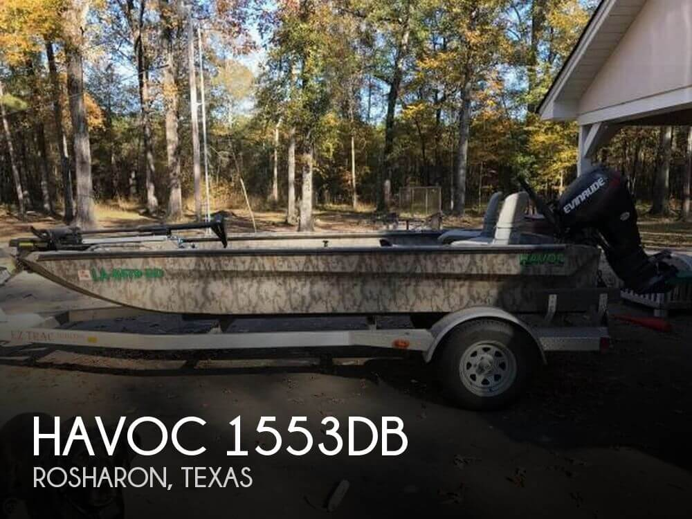 Used Boats For Sale in Monroe, Louisiana by owner   2015 Havoc 15