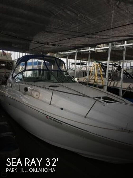 Used Boats For Sale in Fort Smith, Arkansas by owner | 2003 Sea Ray 32