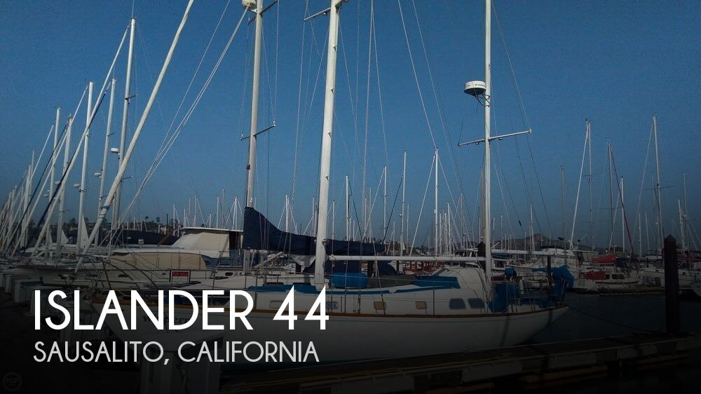 Used Boats For Sale in Santa Rosa, California by owner | 1973 Islander 44