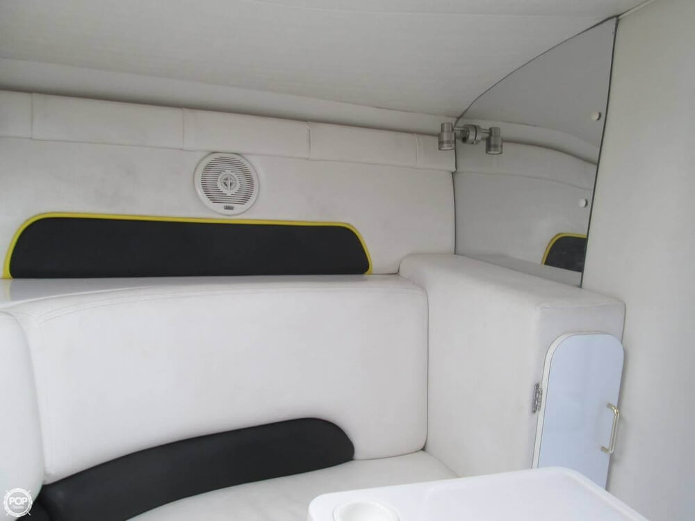 1998 Donzi boat for sale, model of the boat is 33 ZX & Image # 6 of 13