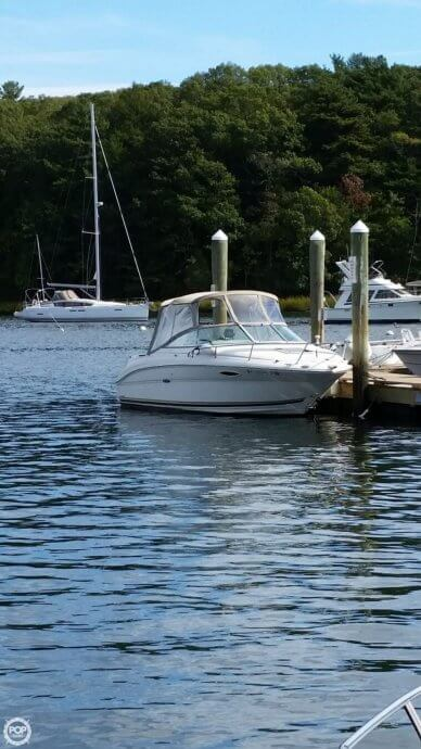 Sea Ray Weekender 225, 24', for sale - $15,495