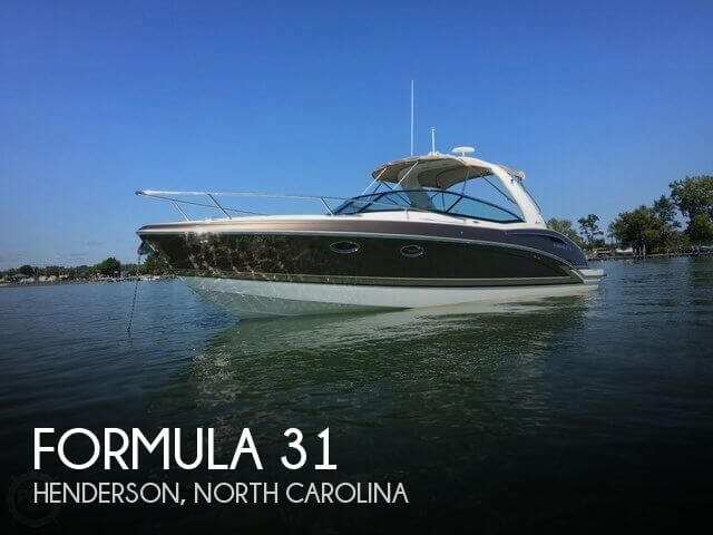 Used Boats For Sale in North Carolina by owner | 2016 Formula 31