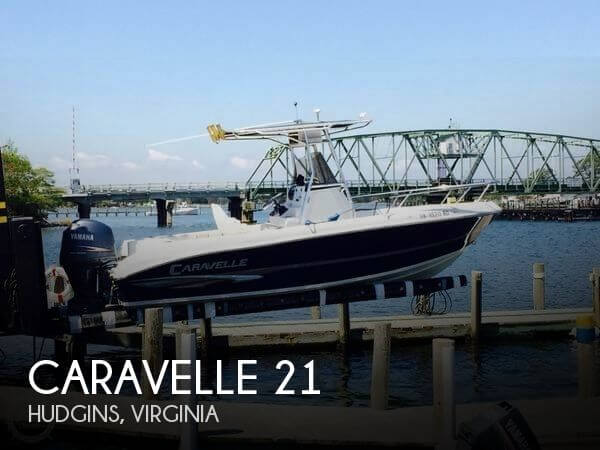 Used Caravelle Boats For Sale by owner | 2004 Caravelle 21