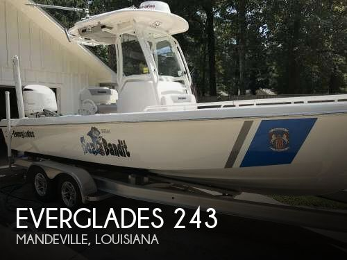 Used Everglades Boats For Sale by owner | 2013 Everglades 24