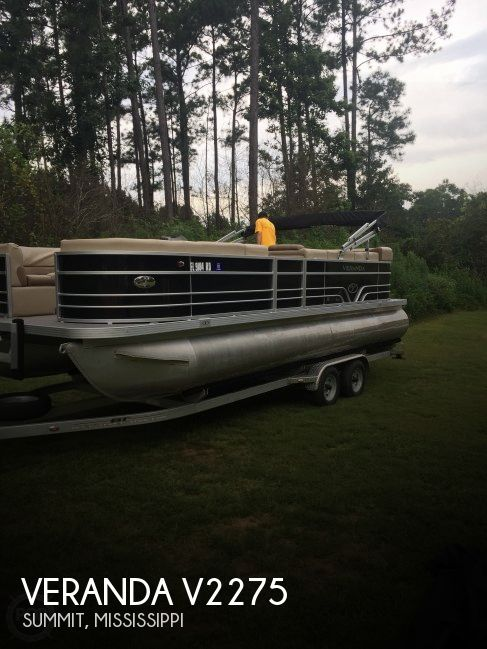 Used Veranda Boats For Sale by owner | 2016 Veranda V2275