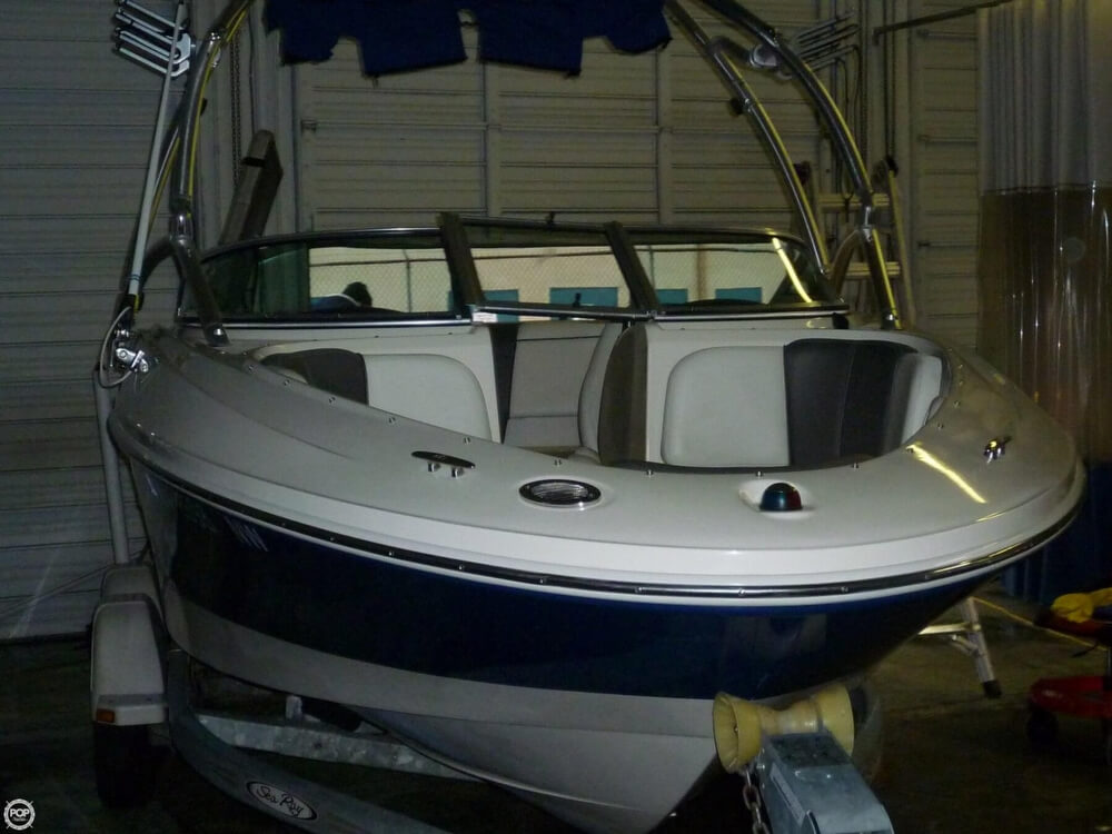 2007 Sea Ray boat for sale, model of the boat is 195 Sport & Image # 33 of 38