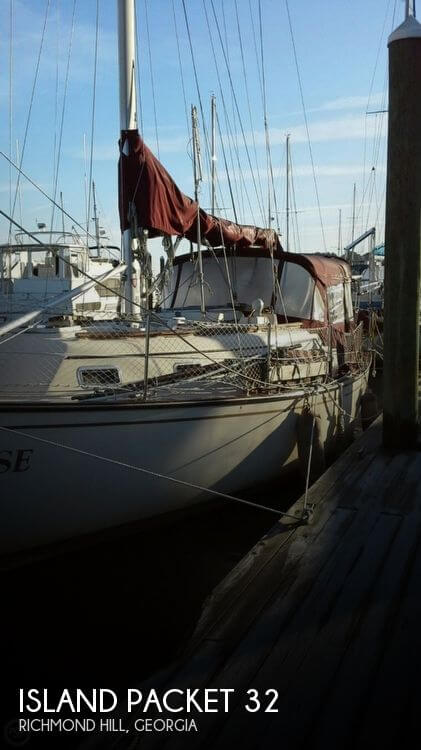 Used Boats For Sale in Savannah, Georgia by owner | 1991 Island Packet 32