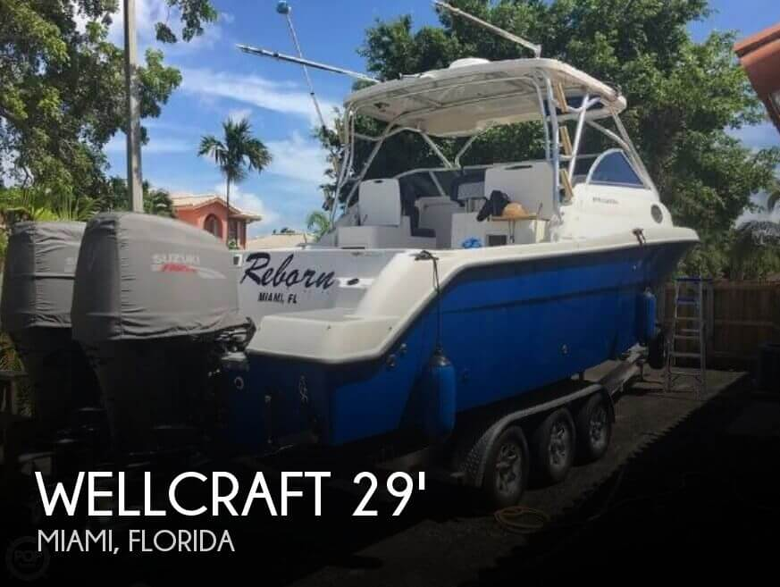 Used Wellcraft 29 Boats For Sale by owner | 1999 Wellcraft 29