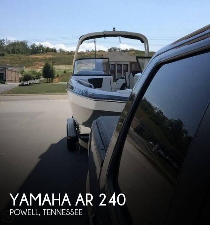 Used Yamaha Boats For Sale by owner | 2016 Yamaha 24