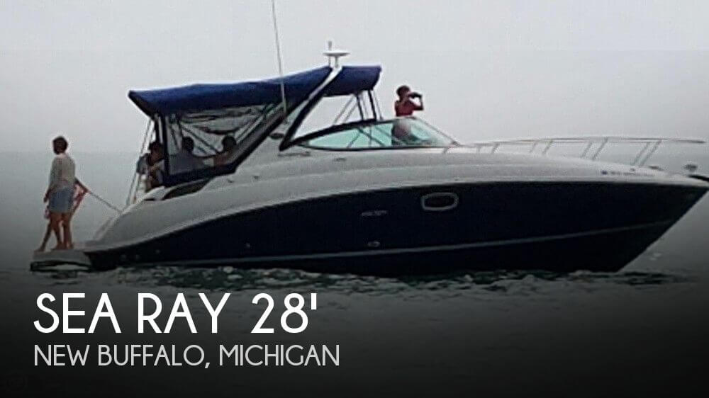 Used Sea Ray 28 Boats For Sale by owner | 2012 Sea Ray Sun Dancer 280