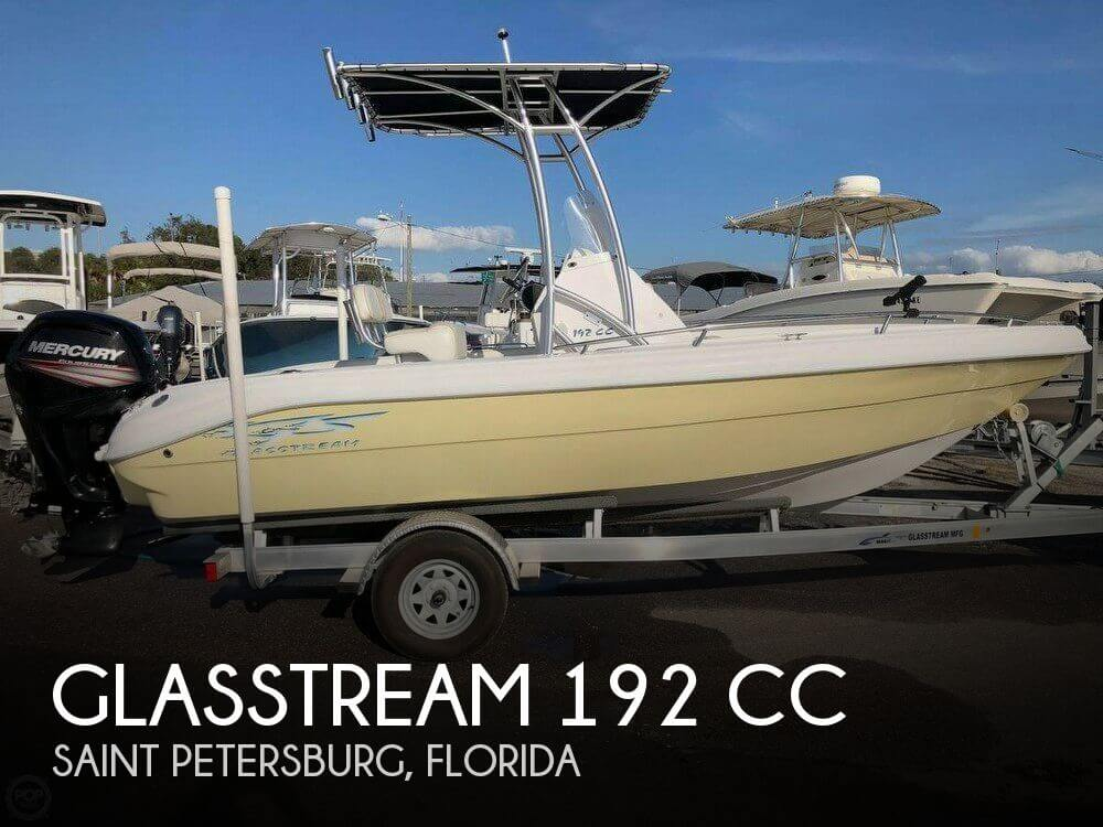 Used Glasstream Boats For Sale by owner | 2016 Glasstream 19