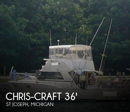 Used Chris Craft Boats For Sale in Michigan by owner | 1974 Chris-Craft 36