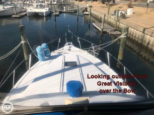 1990 Sea Ray boat for sale, model of the boat is 440 Aft Cabin & Image # 4 of 40