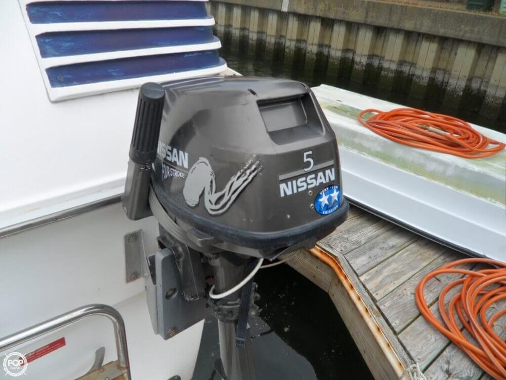 1990 Sea Ray boat for sale, model of the boat is 440 Aft Cabin & Image # 36 of 40