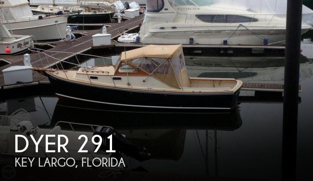 Used Dyer Boats For Sale by owner | 1984 Dyer 28