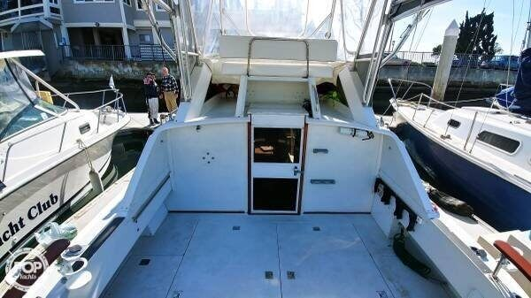 1969 Owens boat for sale, model of the boat is 27' Sports-fisher & Image # 14 of 40