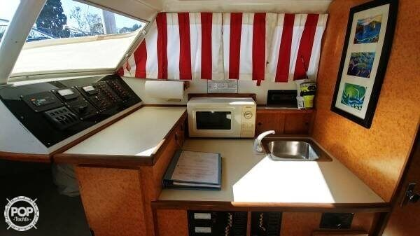 1969 Owens boat for sale, model of the boat is 27' Sports-fisher & Image # 15 of 40