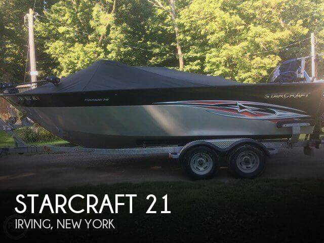 Used Boats For Sale in Buffalo, New York by owner | 2015 Starcraft 21