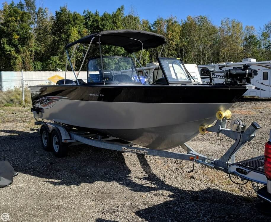 Aluminum Fishing Boats For Sale >> Starcraft Aluminum Fish Boats For Sale