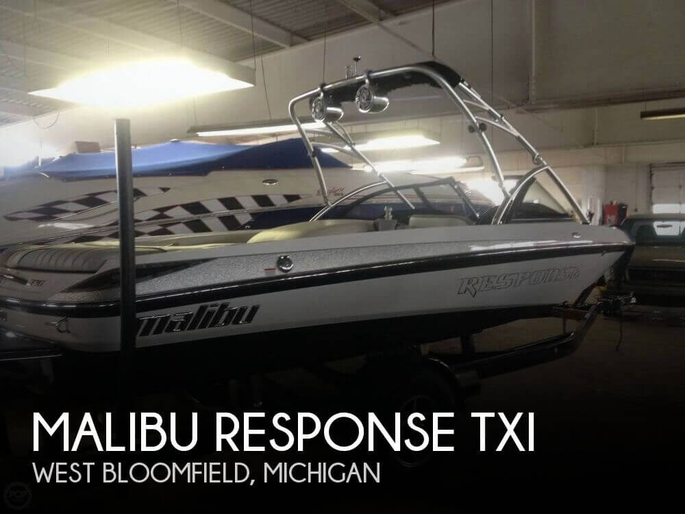 Used Ski Boats For Sale in Michigan by owner | 2013 Malibu 20