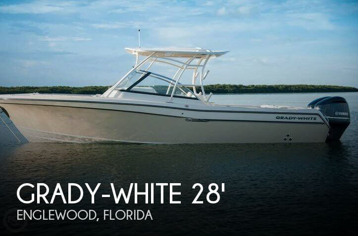 Used Boats For Sale in Naples, Florida by owner | 2014 Grady-White 28