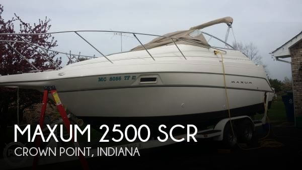 Used Maxum 25 Boats For Sale by owner | 1999 Maxum 25