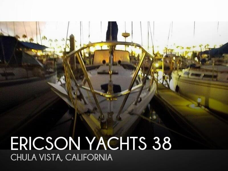 Used Ericson Boats For Sale by owner | 1980 Ericson Yachts 38