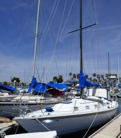 Ericson Yachts 38, 37', for sale - $44,500
