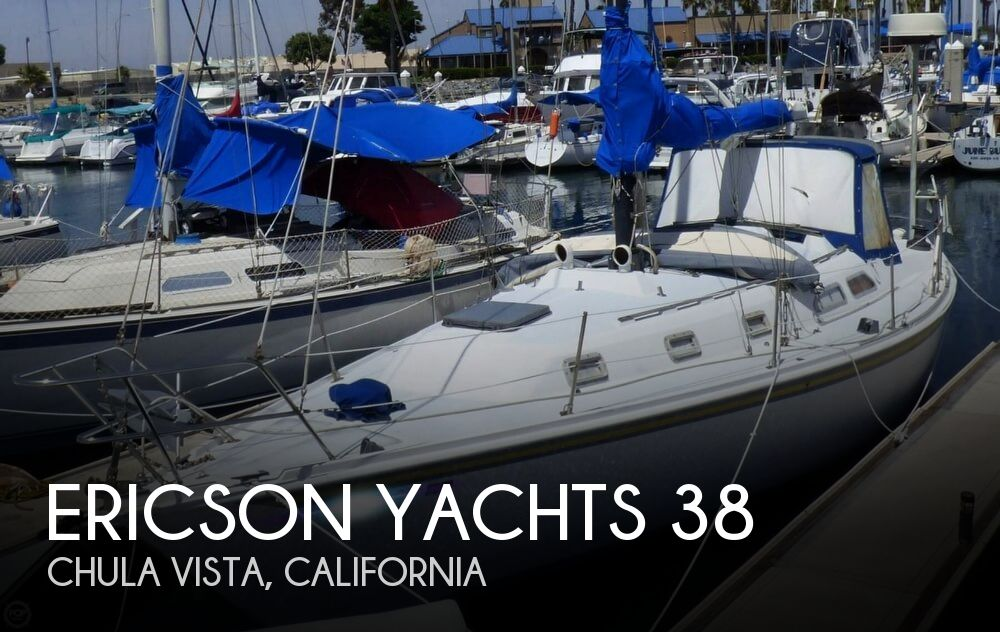 1980 Ericson Yachts boat for sale, model of the boat is 38 & Image # 1 of 40