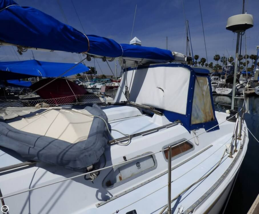 1980 Ericson Yachts boat for sale, model of the boat is 38 & Image # 8 of 40