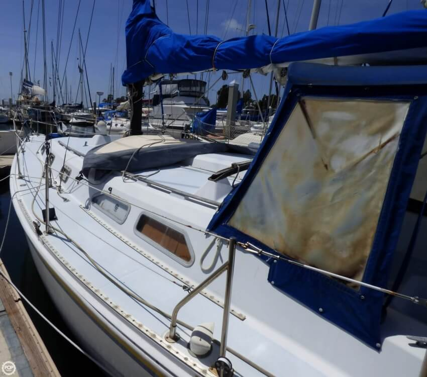 1980 Ericson Yachts boat for sale, model of the boat is 38 & Image # 10 of 40