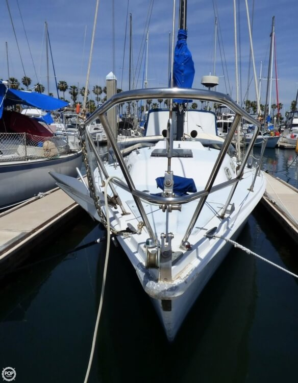 1980 Ericson Yachts boat for sale, model of the boat is 38 & Image # 11 of 40