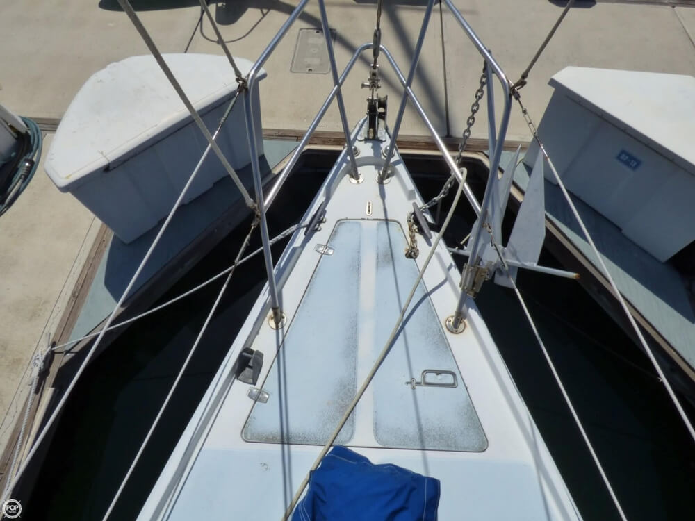 1980 Ericson Yachts boat for sale, model of the boat is 38 & Image # 35 of 40