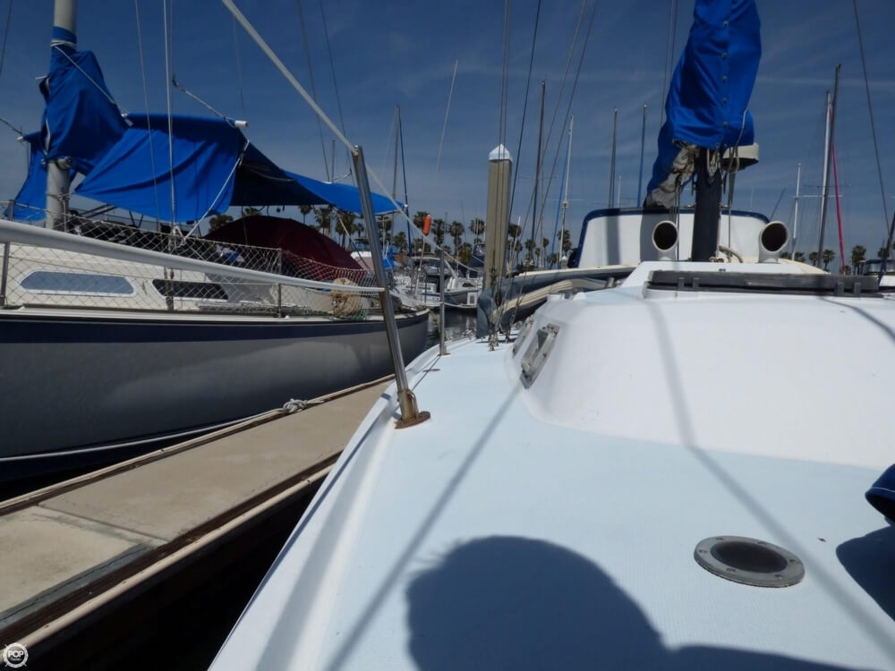 1980 Ericson Yachts boat for sale, model of the boat is 38 & Image # 38 of 40