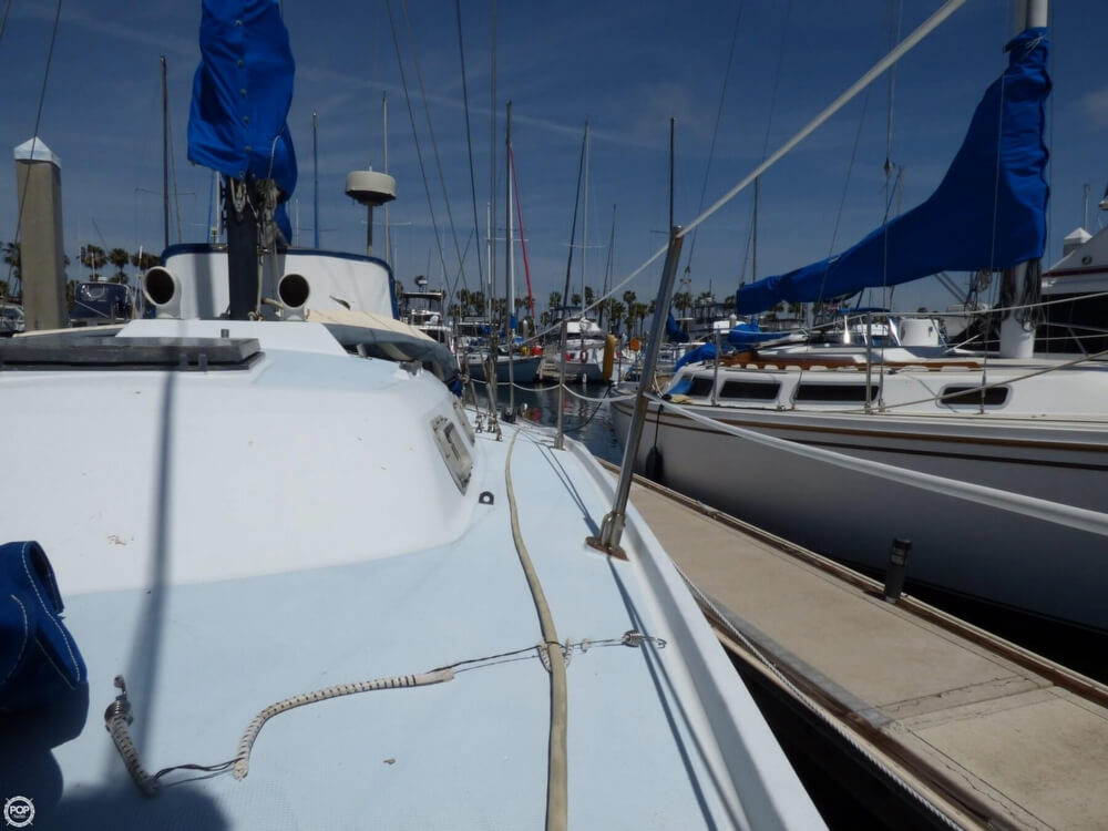 1980 Ericson Yachts boat for sale, model of the boat is 38 & Image # 39 of 40