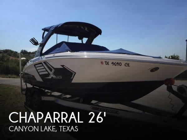 Used Chaparral Boats For Sale by owner | 2014 Chaparral 26