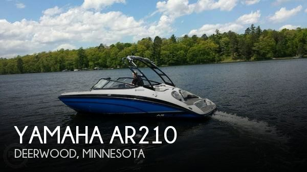 Used Yamaha Ski Boats For Sale by owner | 2017 Yamaha 21