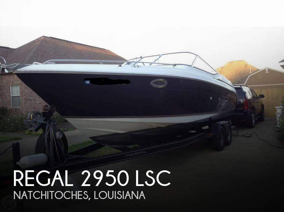 Used Regal 29 Boats For Sale by owner | 2002 Regal 29