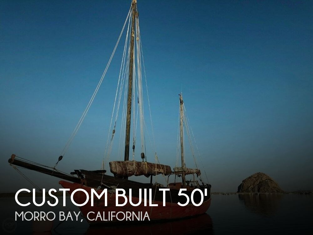 1976 Custom boat for sale, model of the boat is 50 BRIER ISLAND & Image # 1 of 38