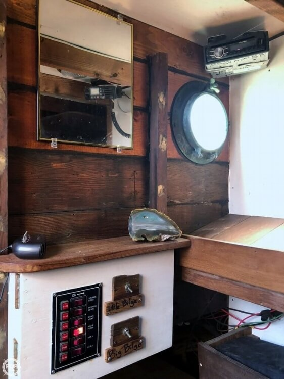 1976 Custom boat for sale, model of the boat is 50 BRIER ISLAND & Image # 37 of 38