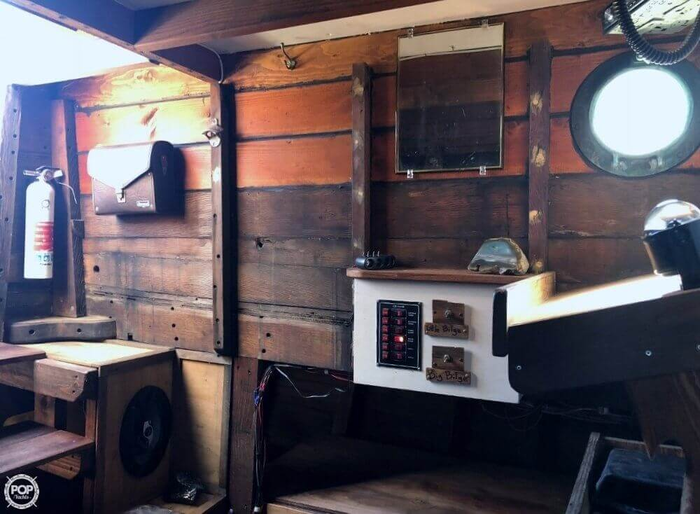 1976 Custom boat for sale, model of the boat is 50 BRIER ISLAND & Image # 13 of 38