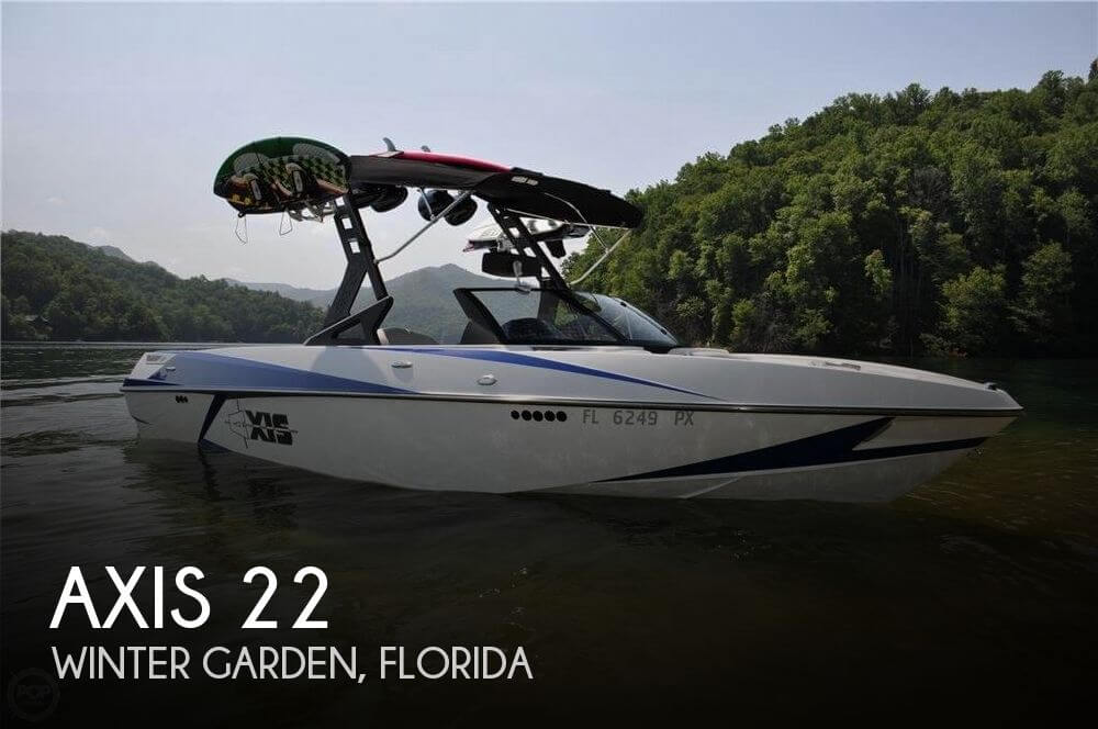 Used Axis Boats For Sale by owner | 2015 Axis 22
